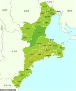 三重県古書古本買取地図